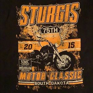 Sturgis 75th Anniversary Motor Classic 2015 T